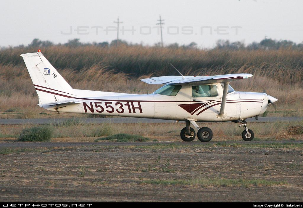 N5531H - Cessna 152 - Private
