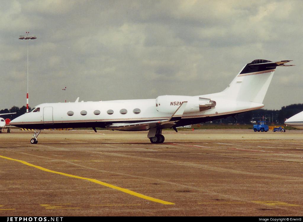 N52MK - Gulfstream G-IV(SP) - Private
