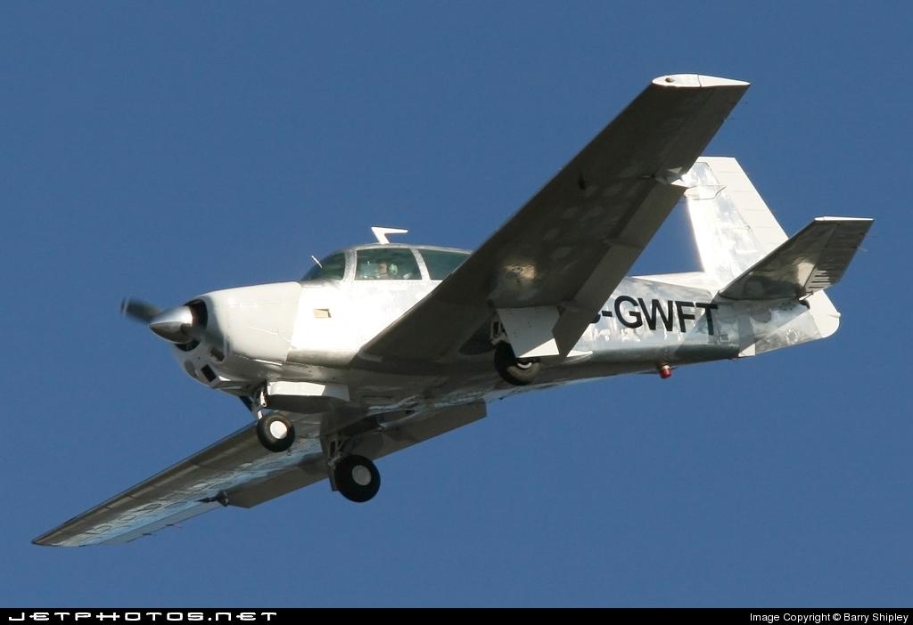 C-GWFT - Mooney M20C - Private