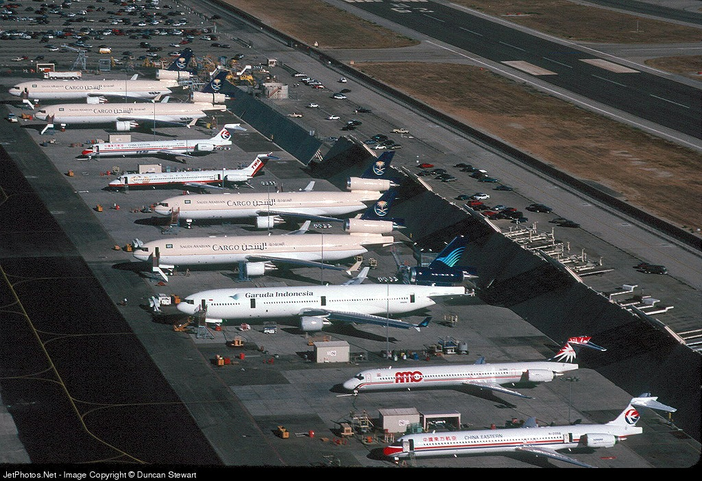 KLGB - Airport - Ramp