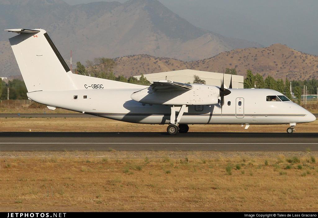 C-GBGC - Bombardier Dash 8-Q202 - Private