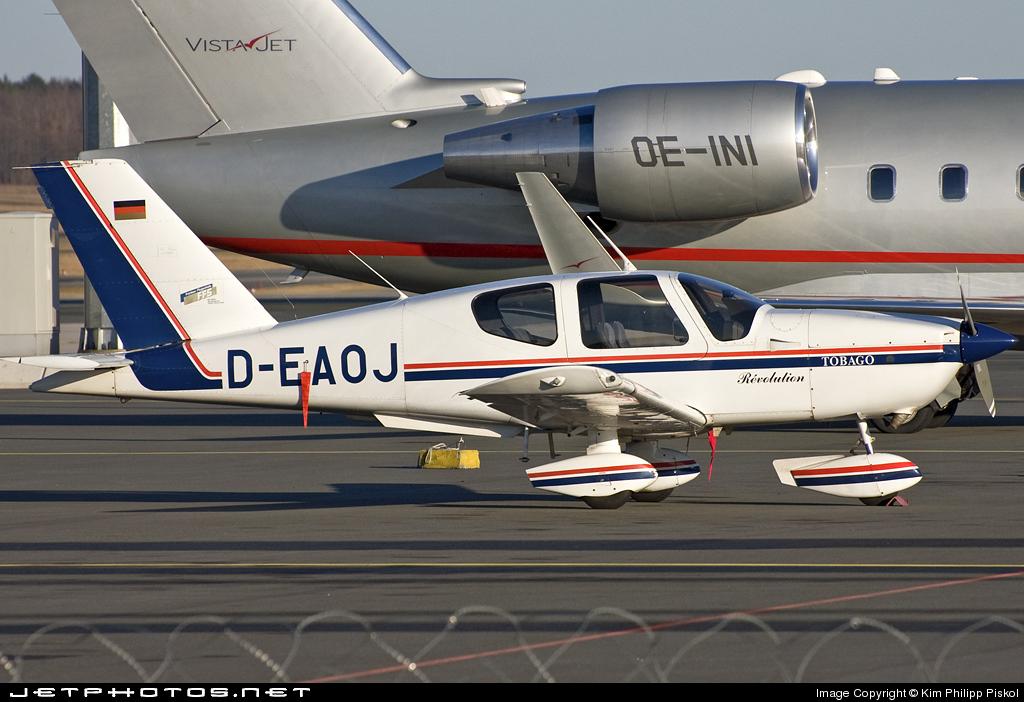 D-EAOJ - Socata TB-10 Tobago - Private