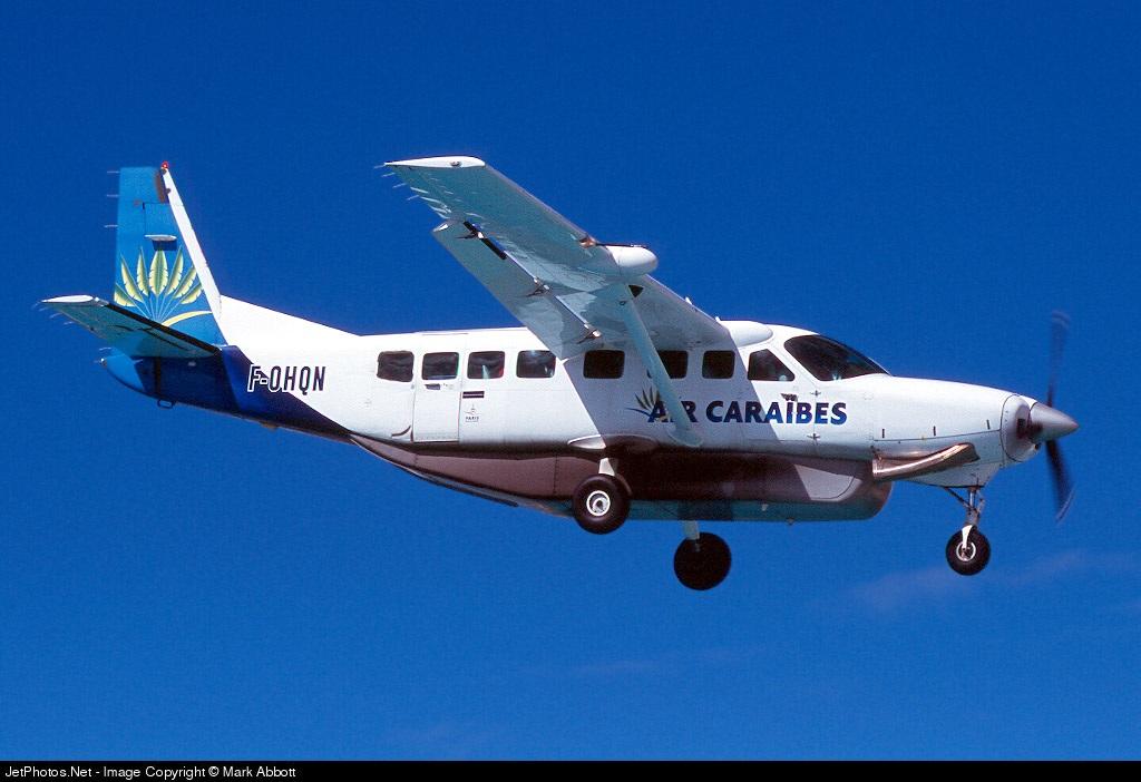 F-OHQN - Cessna 208B Grand Caravan - Air Caraïbes