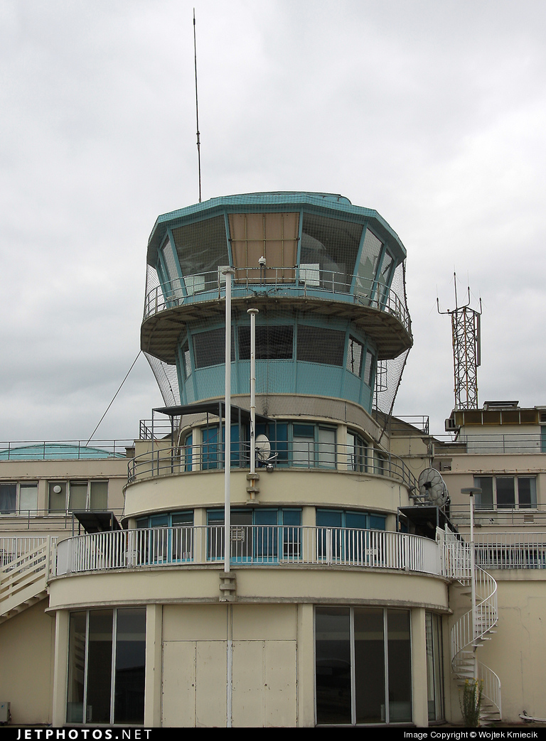 LFPB - Airport - Control Tower