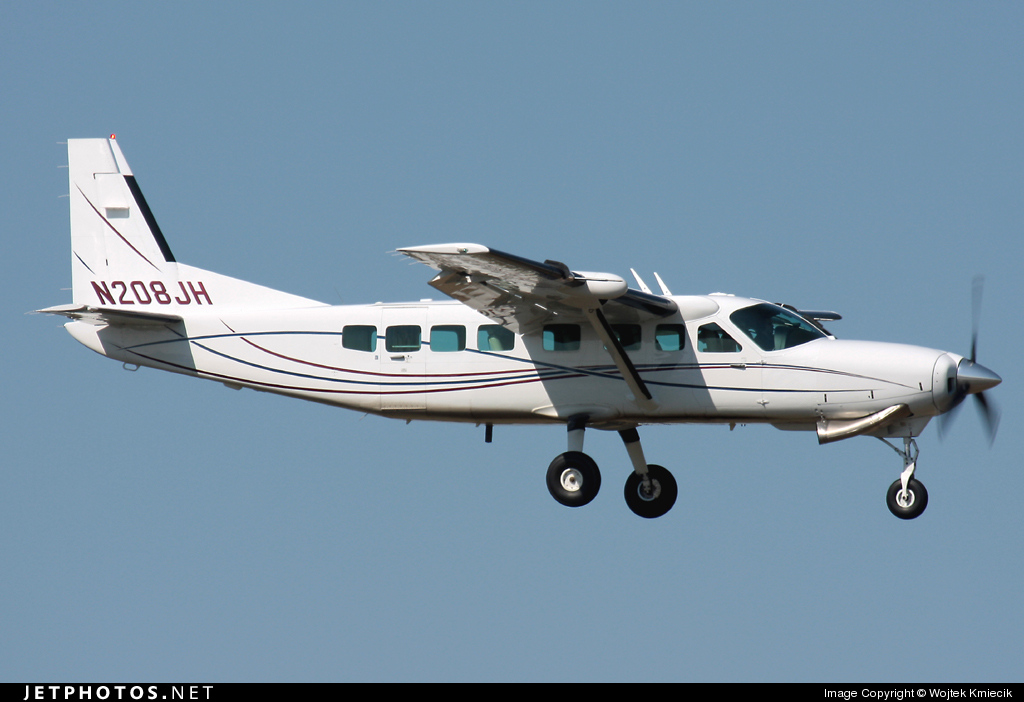 N208JH - Cessna 208B Grand Caravan - Maxfly Aviation