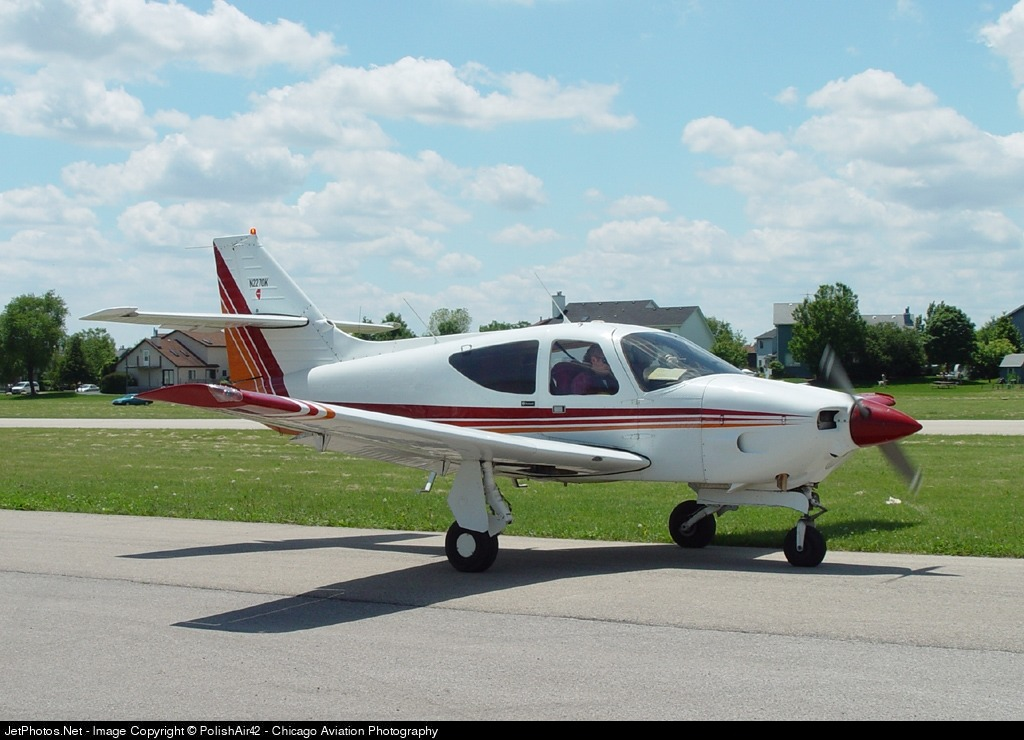 N2270K - Rockwell Commander 114 - Private