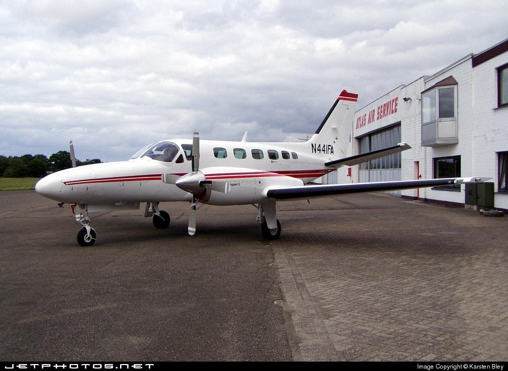 N441FA - Cessna 441 Conquest II - Brown Aviation