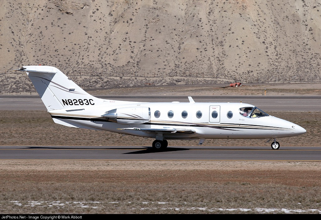 N8283C - Beechcraft 400A Beechjet - Private