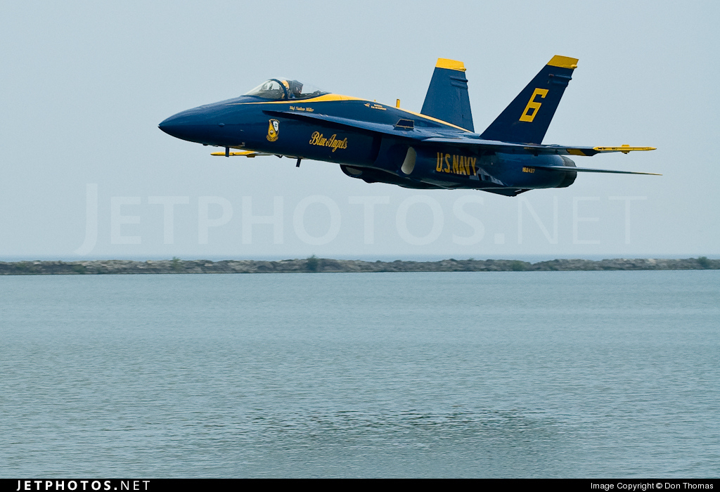 162437 - McDonnell Douglas F/A-18A Hornet - United States - US Navy (USN)