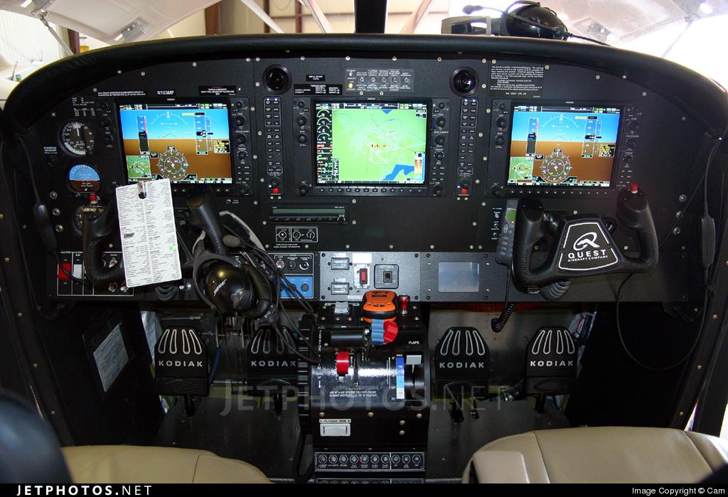 N103MF - Quest Aircraft Kodiak 100 - Untitled