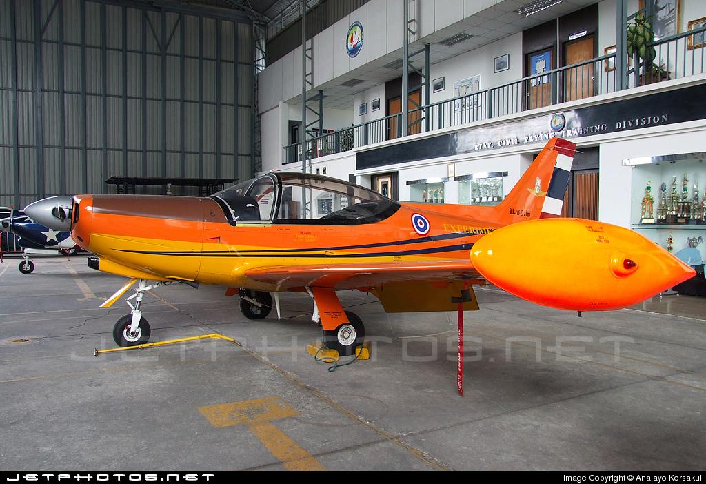 2 - Thai Aviation Industry RTAF-6 - Thailand - Royal Thai Air Force