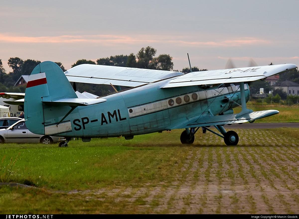 SP-AML - Antonov An-2T - Aero Club - Podkarpacki
