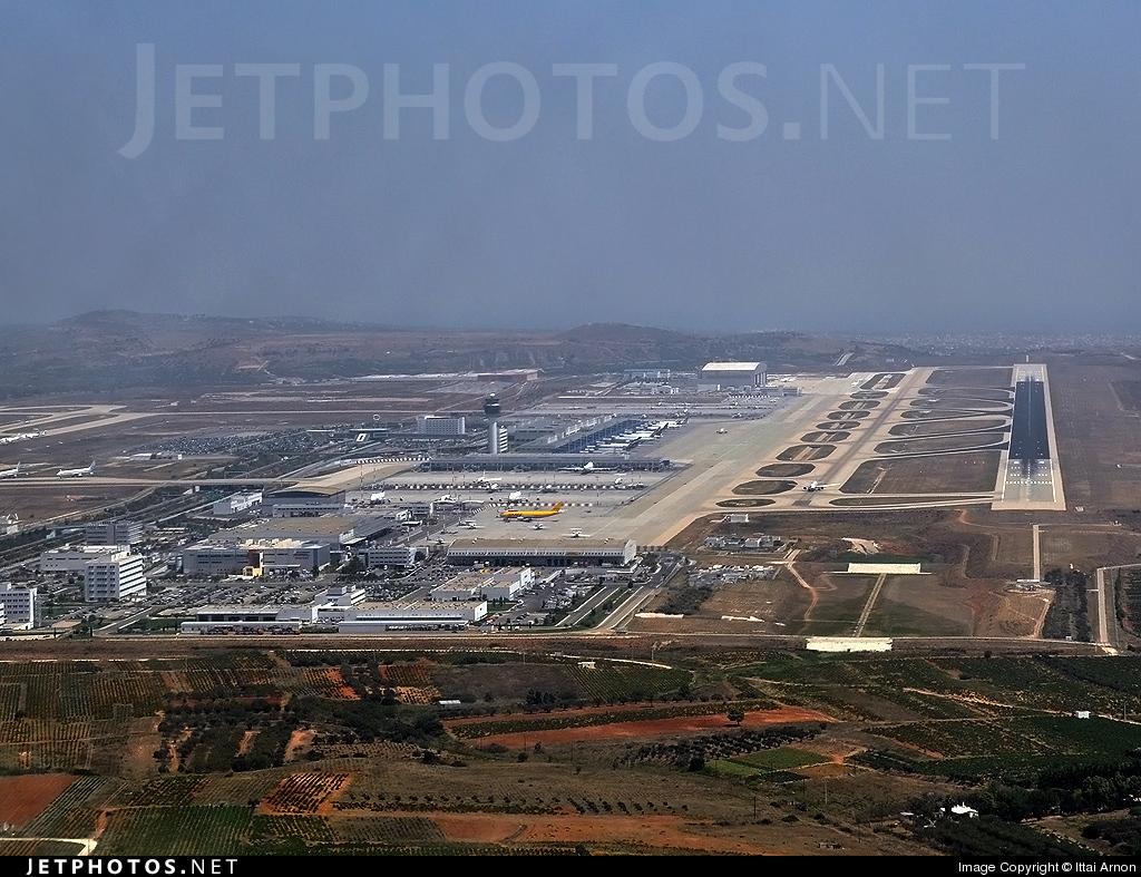 LGAV - Airport - Airport Overview