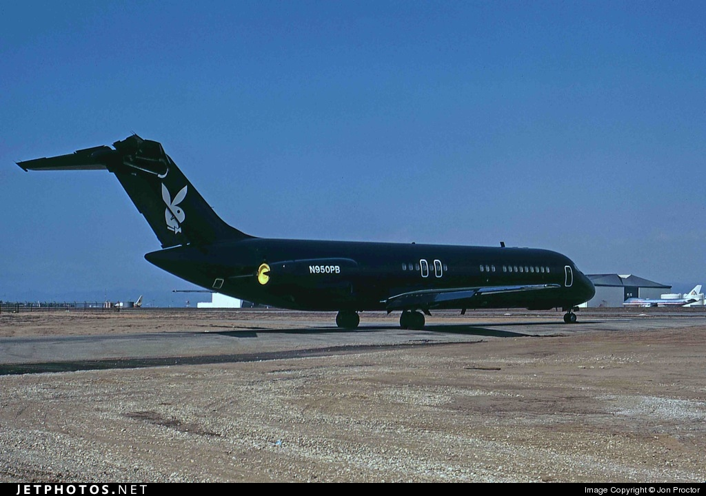 N950PB - McDonnell Douglas DC-9-32 - Private