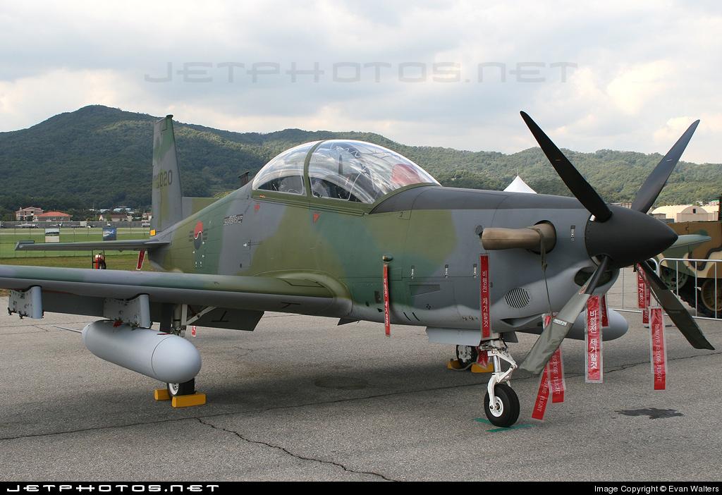 06-020 - KAI KO-1 Woong-Bee - South Korea - Air Force