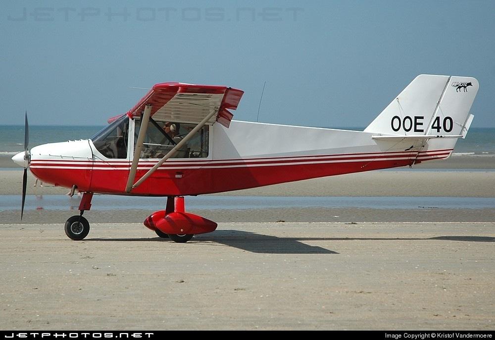 OO-E40 - Rans S-6 Coyote II - Private