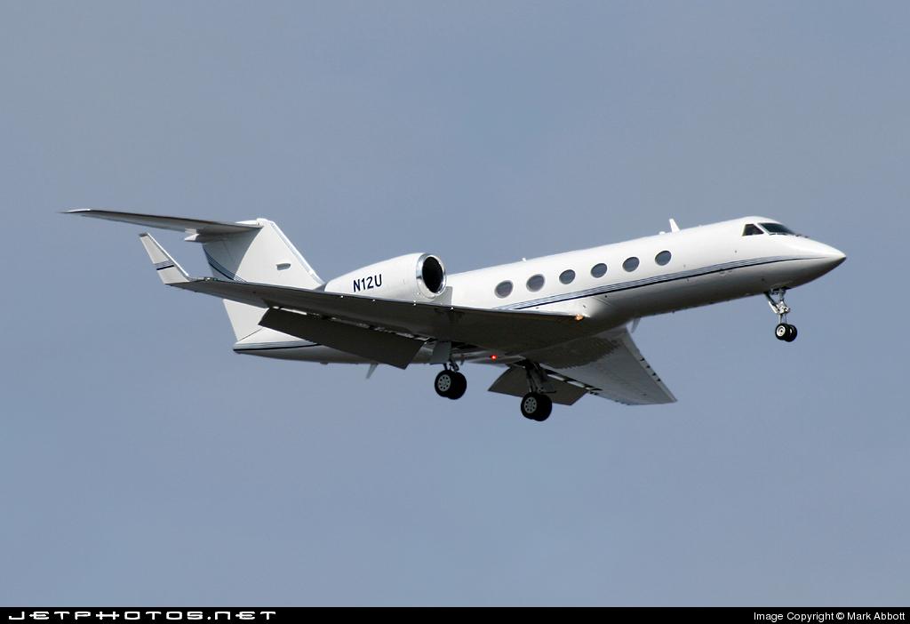 N12U - Gulfstream G-IV - Private