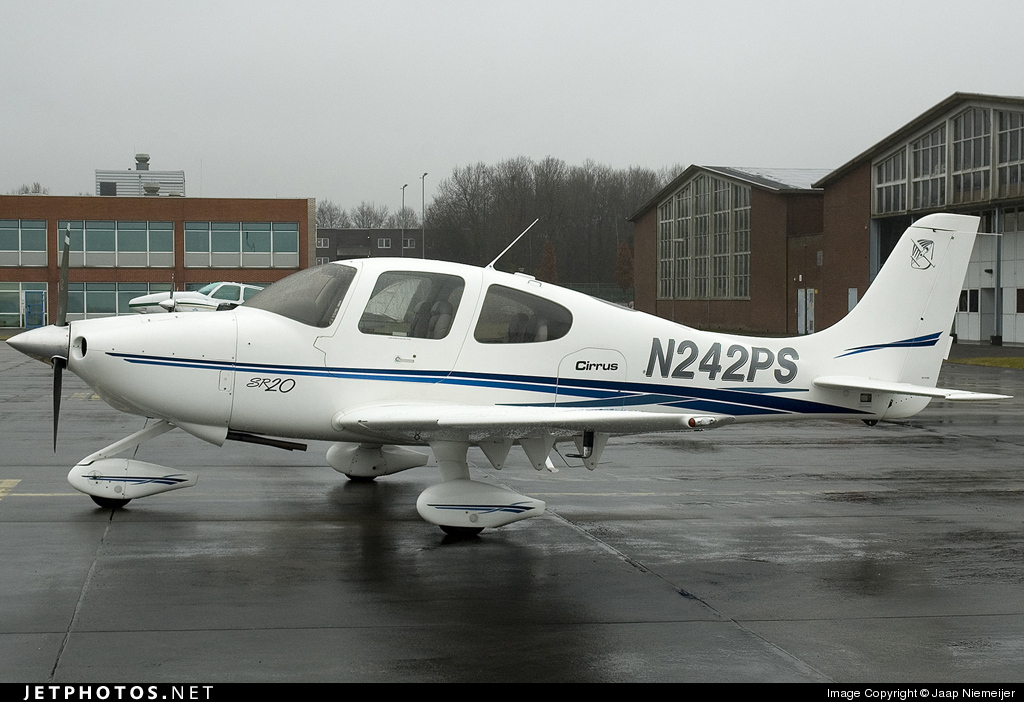 N242PS - Cirrus SR20 - Private