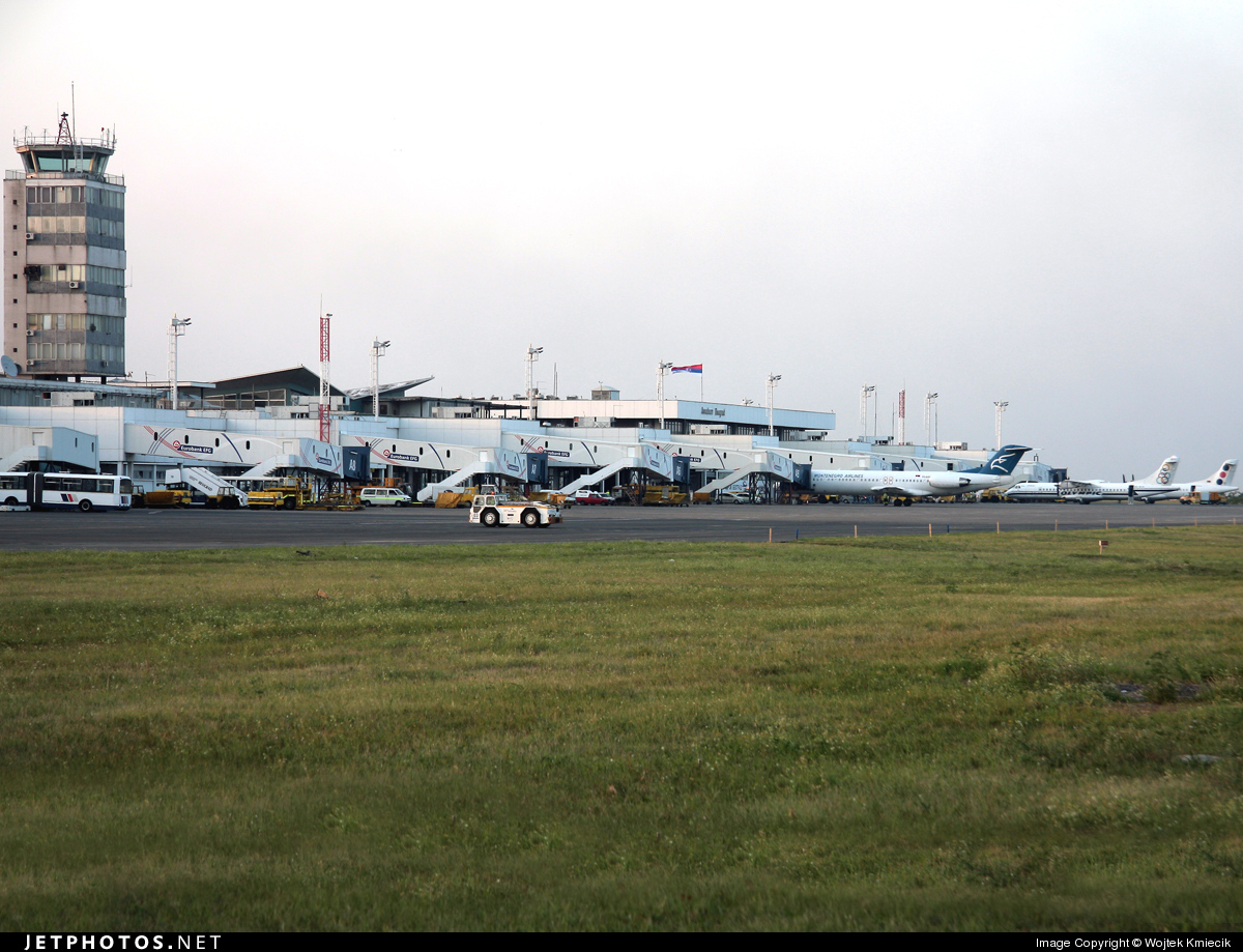 LYBE - Airport - Ramp