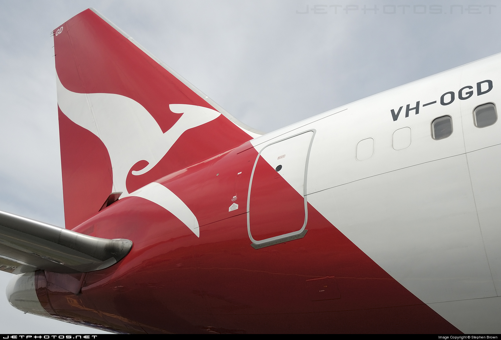 VH-OGD - Boeing 767-338(ER) - Qantas