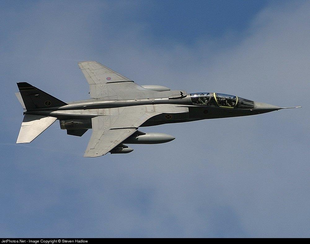 XX139 - Sepecat Jaguar GR.3A - United Kingdom - Royal Air Force (RAF)