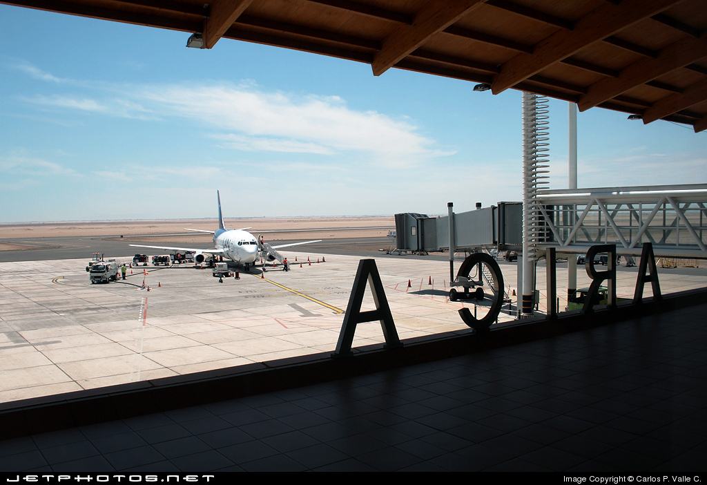 SCAR - Airport - Ramp
