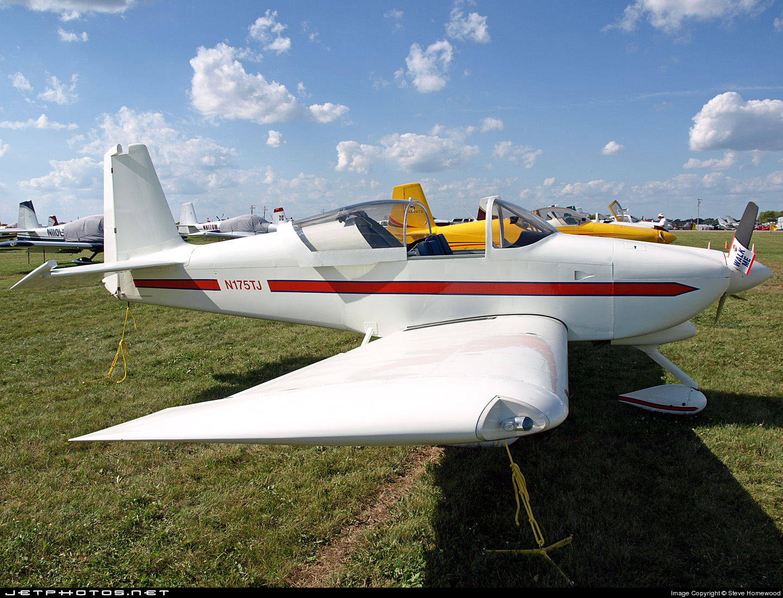 N175TJ - Vans RV-7A - Private