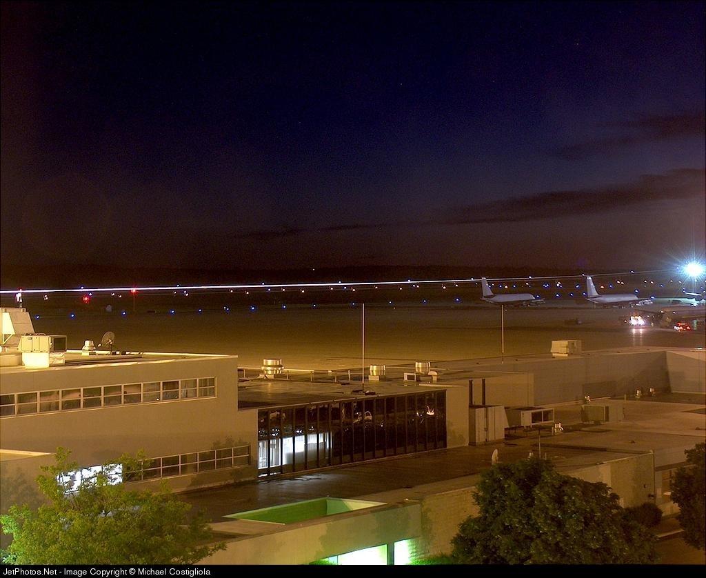 KBGR - Airport - Ramp