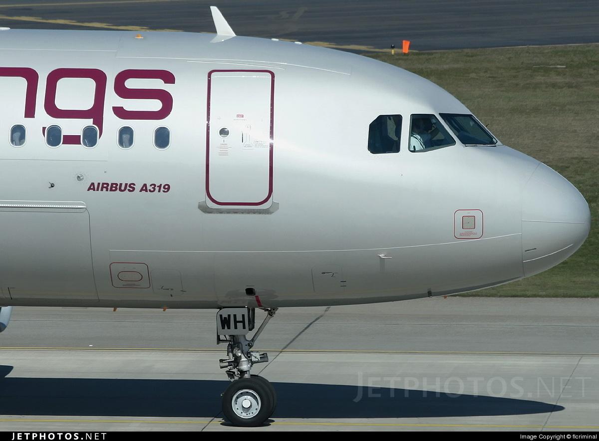D-AGWH - Airbus A319-132 - Germanwings