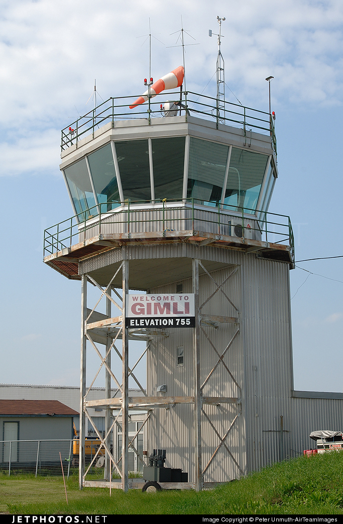 CYGM - Airport - Control Tower