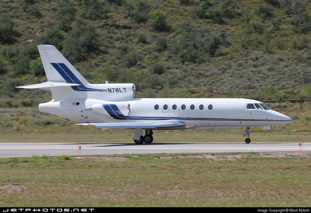 N78LT - Dassault Falcon 50EX - Private