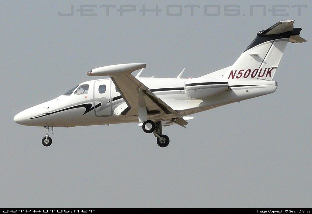 N500UK - Eclipse 500 - Private