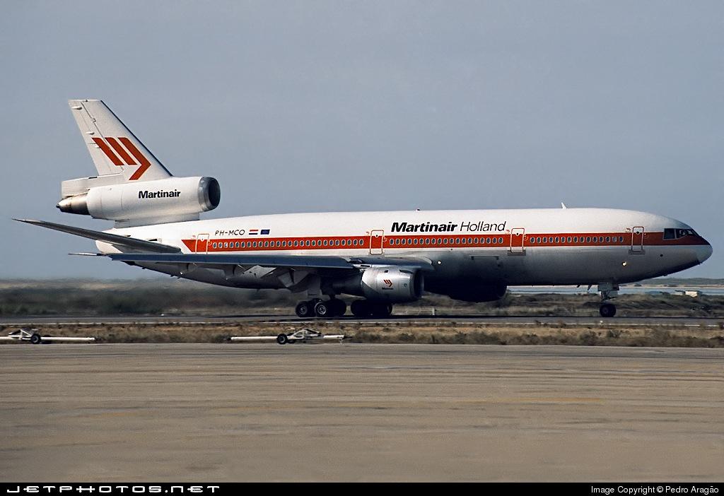 PH-MCO - McDonnell Douglas DC-10-30 - Martinair Holland