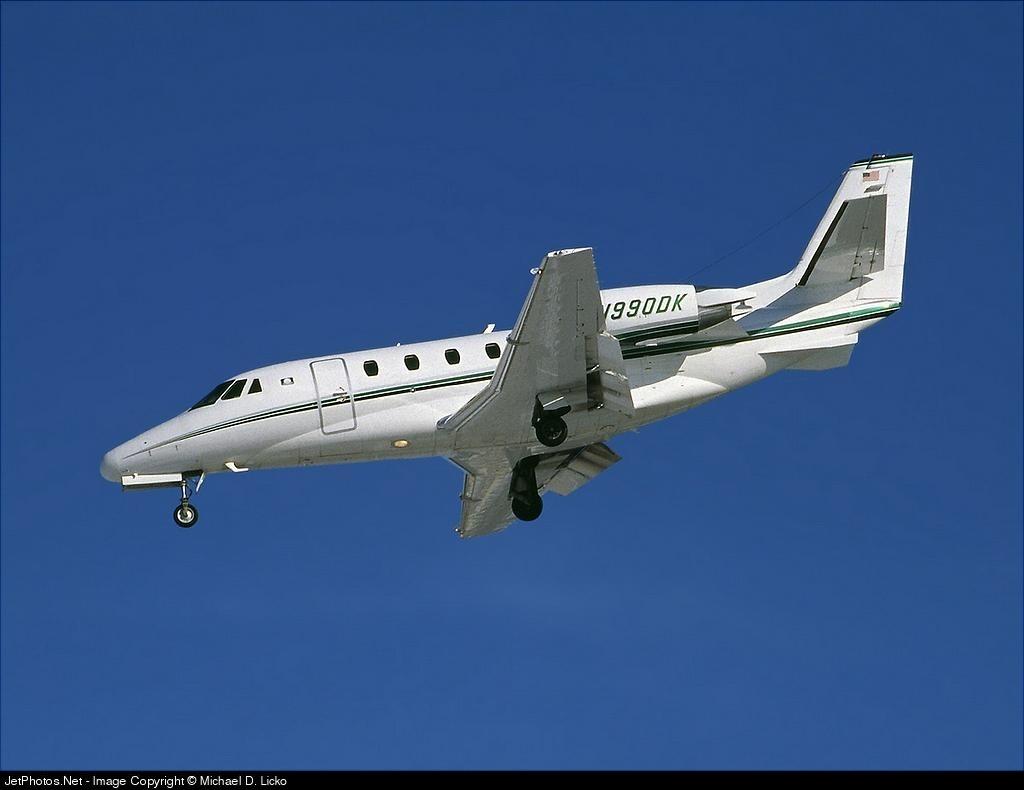 N990DK - Cessna 560XL Citation Excel - Private
