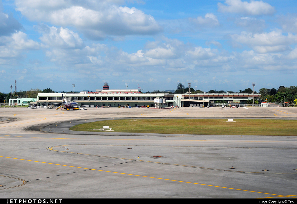 VTSS - Airport - Terminal