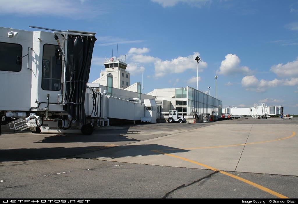 KBGM - Airport - Ramp