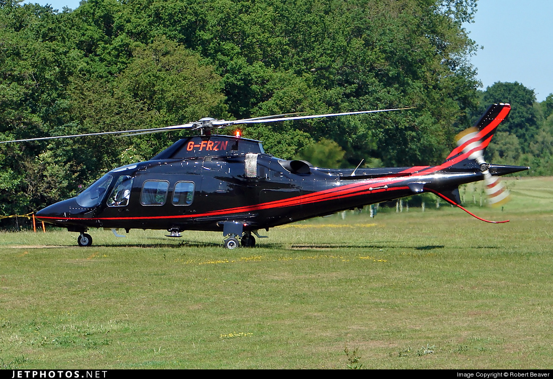 G-FRZN - Agusta A109S Grand - Private