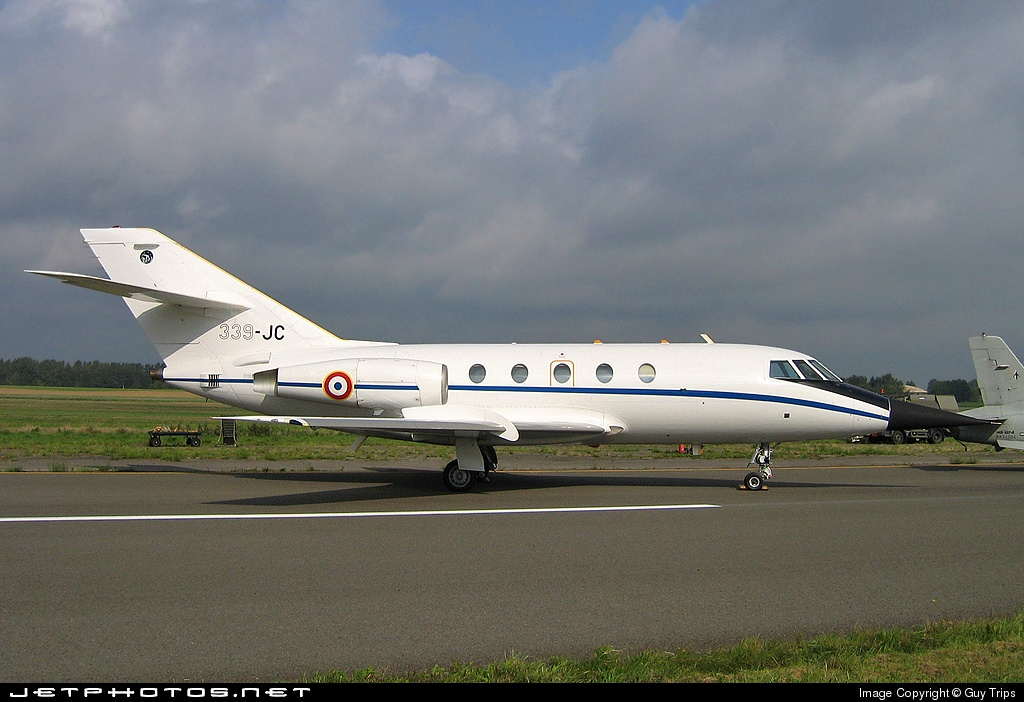 451 - Dassault Falcon 20F - France - Air Force