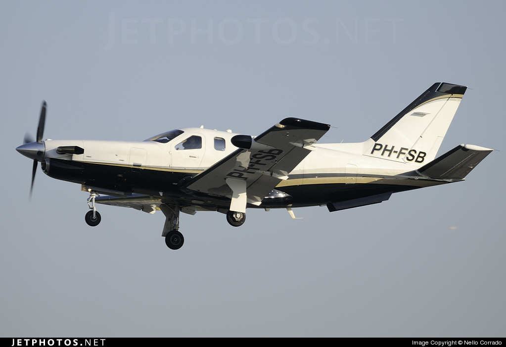 PH-FSB - Socata TBM-700 - Private