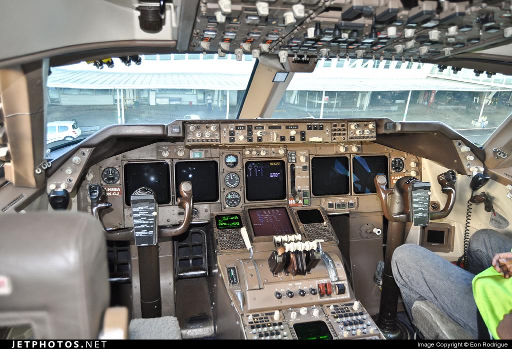 F-HSEA | Boeing 747-422 | Corsair | Eon Rodrigue | JetPhotos