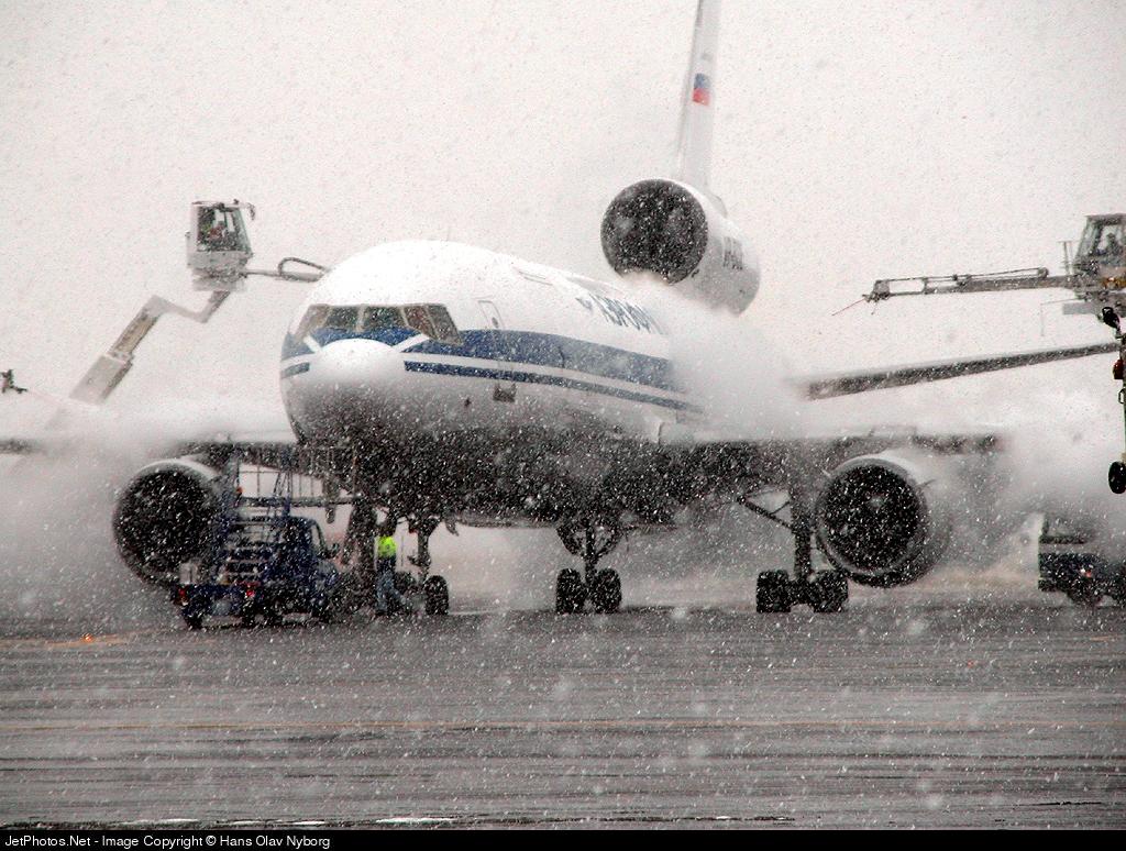 VP-BDE - McDonnell Douglas DC-10-40(F) - Aeroflot Cargo