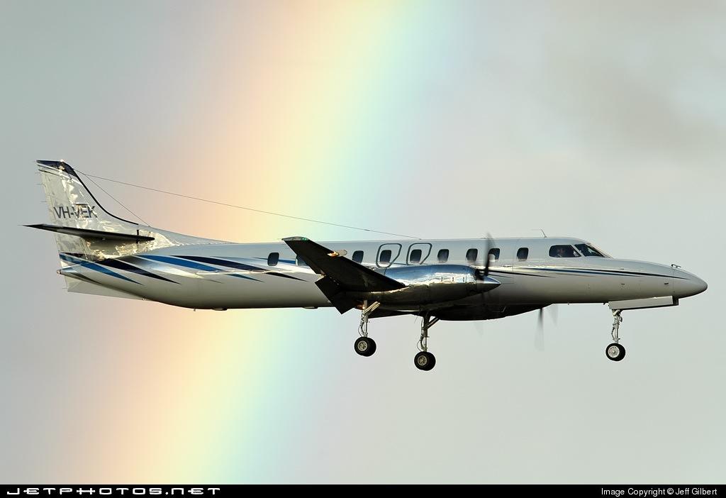 VH-VEK - Fairchild SA227-DC Metro 23 - Vee H Aviation