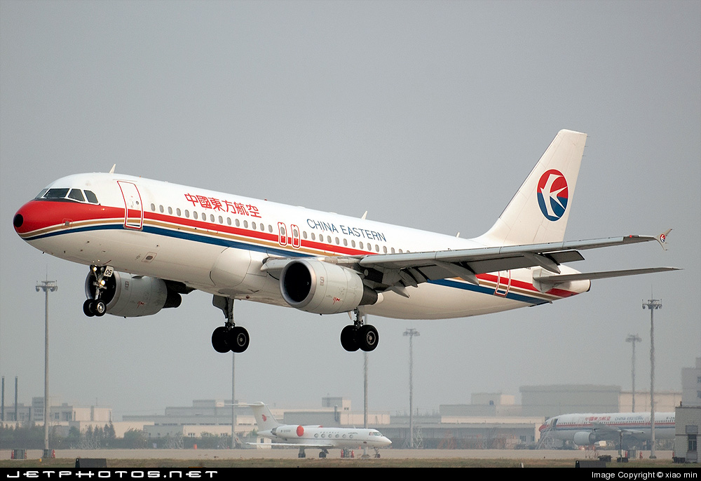 B-6005 - Airbus A320-214 - China Eastern Airlines