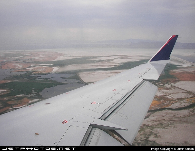 N614SK - Bombardier CRJ-701ER - Delta Connection (SkyWest Airlines)
