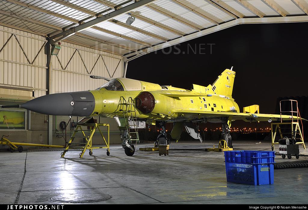 FAC3059 - IAI Kfir C10 - Colombia - Air Force
