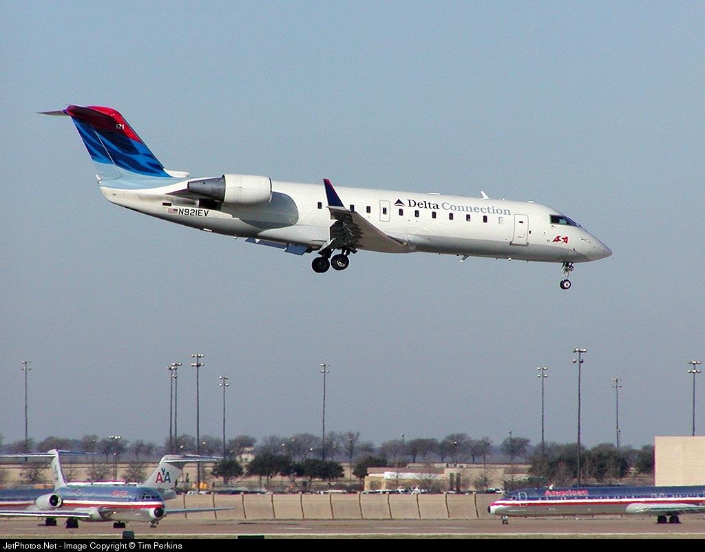 N921EV - Bombardier CRJ-200ER - Delta Connection (Atlantic Southeast Airlines)
