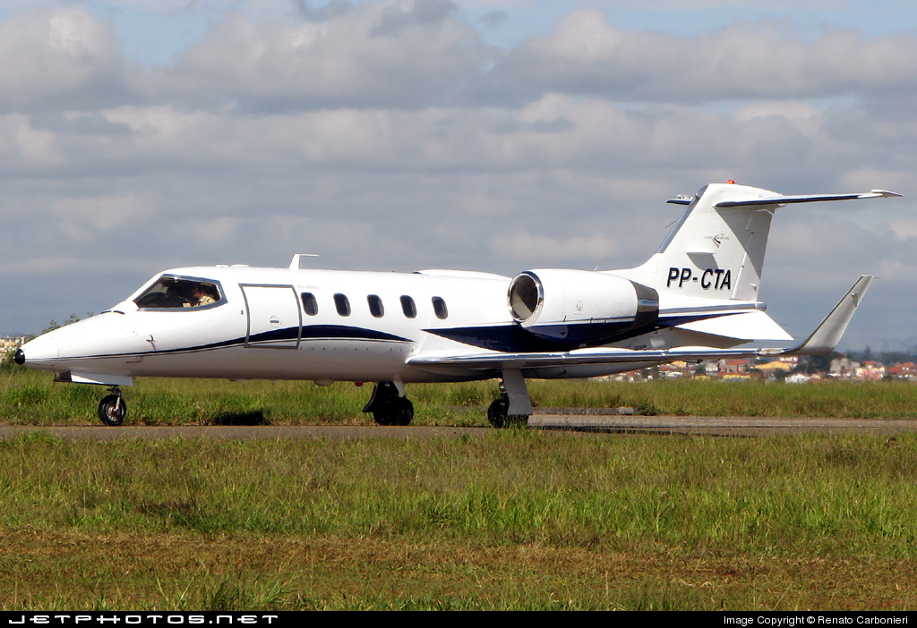 PP-CTA - Bombardier Learjet 31A - Private