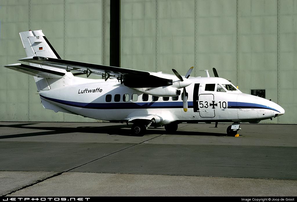 53-10 - Let L-410UVP Turbolet - Germany - Air Force