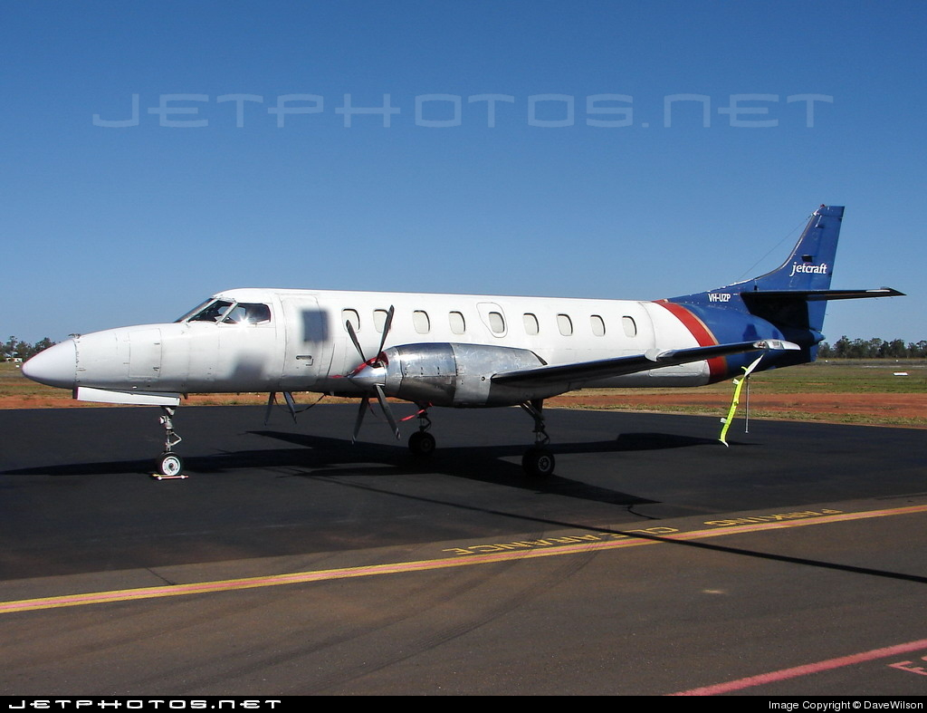 VH-UZP - Fairchild SA227-AC Metro III - Jetcraft Aviation