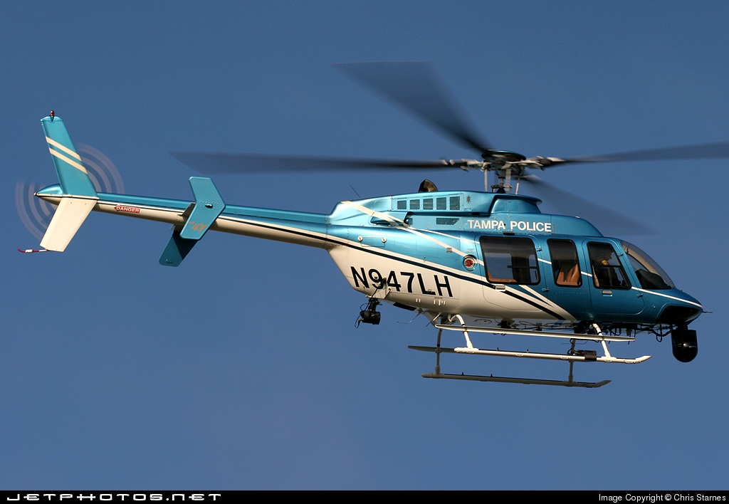 N947LH | Bell 407 | United States - Tampa Police ...